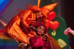 Mundo dos Sonhos (2009/2010 - Teatro Tivoli)